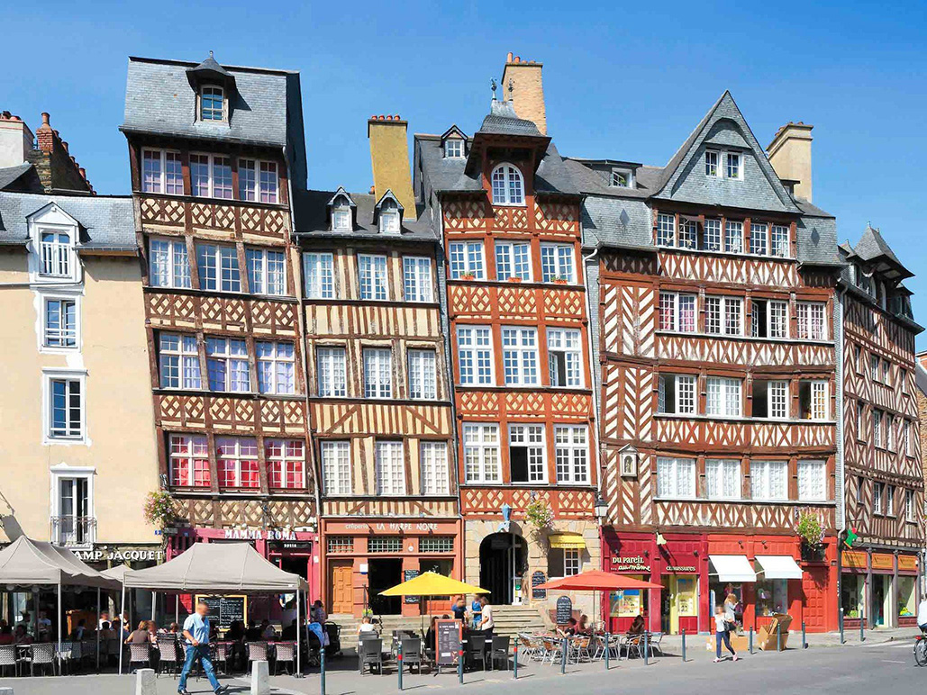 L'immobilier à Rennes