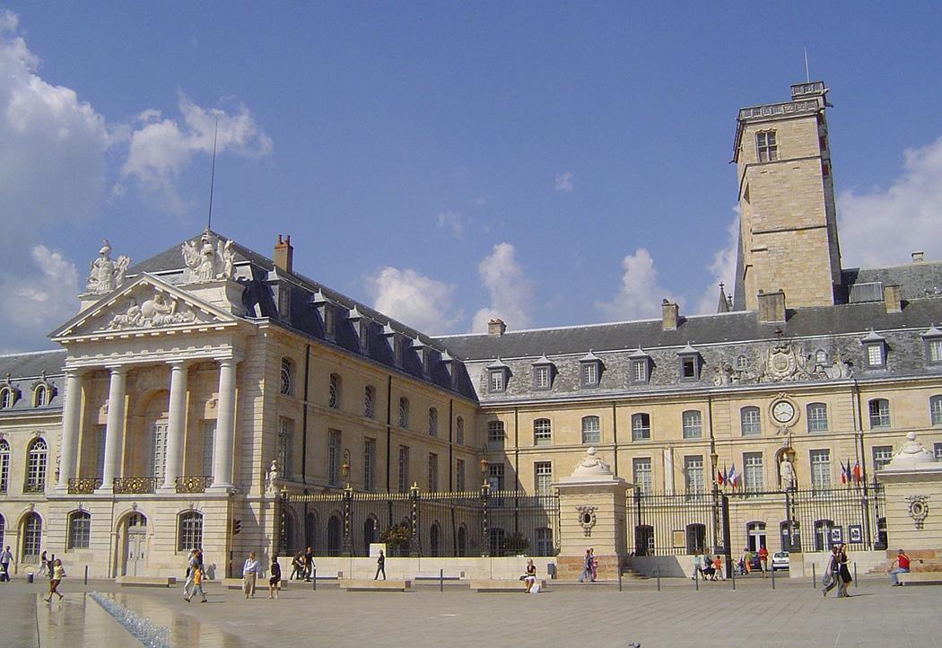 L'immobilier à Dijon