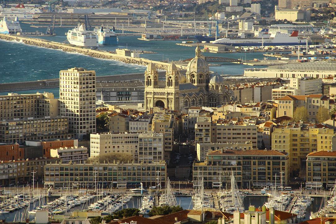 L'immobilier à Marseille