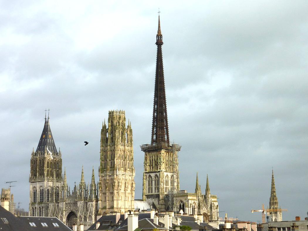 L'immobilier à Rouen