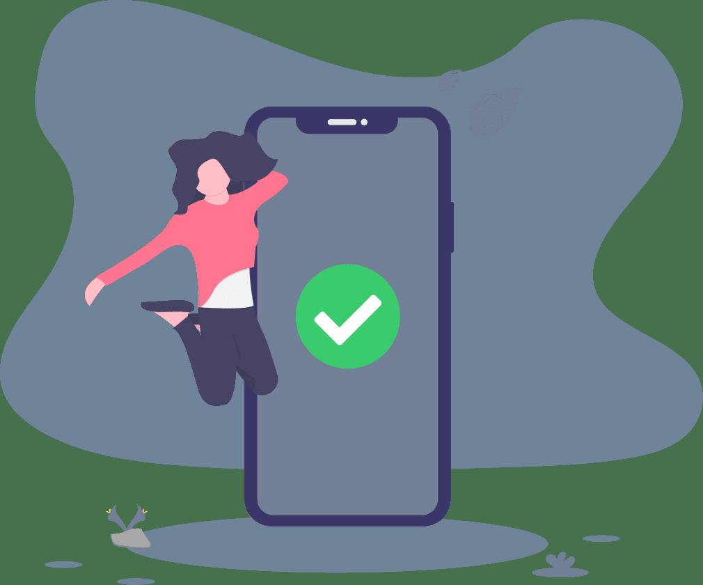 Entretien téléphonique icon